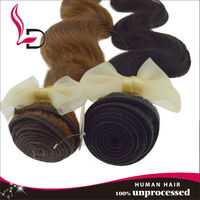 Wholesale Natural Body Wave LIDU 100 Human Peruvian Virgin Hair Body Wave Remy Virgin Peruvian Hair Product Online Hair Store