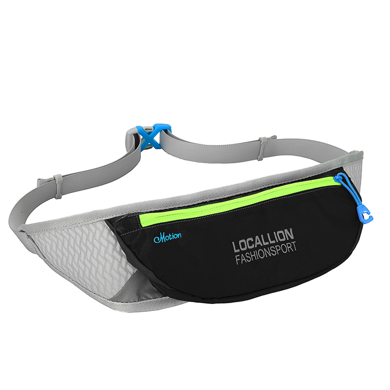 Customized Design Waterproof Material Lightweight Wholesale cycling Waist Bag