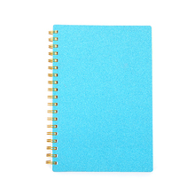 Famous brand cheap spiral notebook with colored paper