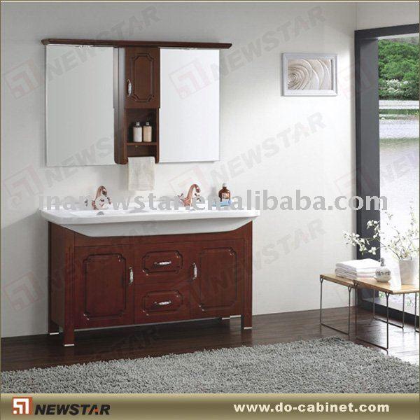 Muebles de baño (madera maciza)Tocadores de BañoIdentificación