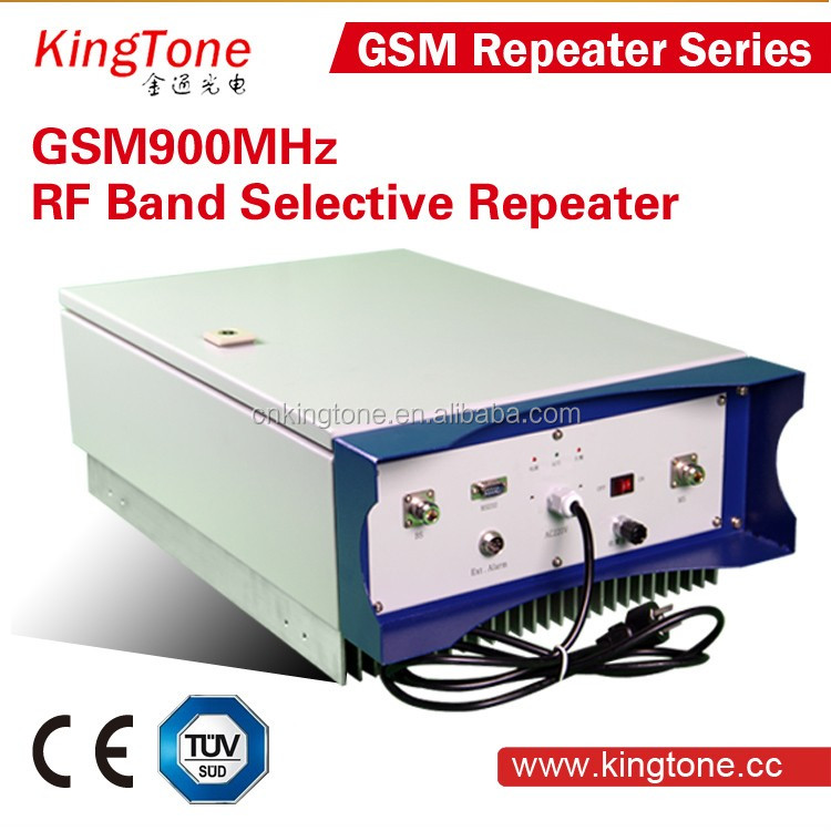 GSM900MHz 10km wireless repeater booster , amplificador , China cell phone signal receiver