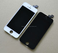 LCD Display Touch Digitizer Screen Assembly for iphone 5S Replacement