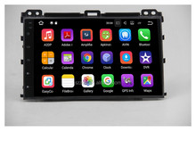 ZETSTECH Android 7.1 Car DVD GPS for Toyota Prado 2004 2005 2006 2007 2008 2009 Car Multimedia