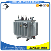 10KV Oil Immersed Three Phase Power Transformer S9/S11/S13 Series