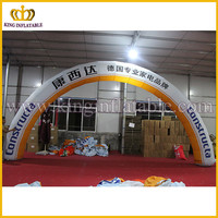 New Giant Outdoor Balloon Advertising Inflatable Arch