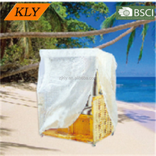 PE economic durable beach chair cover