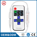 Single Color Remote Control Dimmer DC 12V 11Keys Mini Wireless RF LED Controller for LED Strip Light SMD 5050