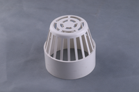 high quality cheaper Pipe Fittings PVC Vent Cowl