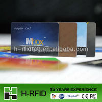 ISO 15693 standard 13.56MHz I CODE 2 RFID contactless smart/RFID/nfc card