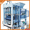 The most environmental protection QT4-25 automatic block making machine