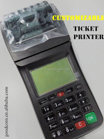 Mobile Thermal Printer Supports GPRS and SMS for Bill Payment