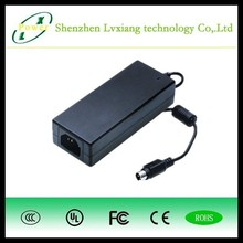 led 12v 6a switching mode power adapter 72w LED LCD TV power supply F type connector