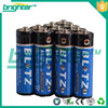 1.5v aa carbon zinc battery for china market of electronic from china supplier