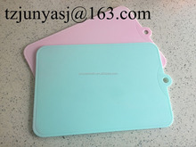 echo-friendly PP Plastic Chopping block /plastic cutting boards