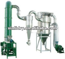 XSG cassava flash dryer
