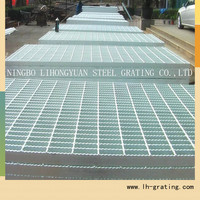 Q235 Galvanized Steel Floor Grating For