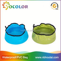 Hot sale 5l-40l Pvc Mesh Dry Bag For Outdoor Sports for outdoor sports