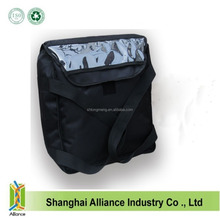 Thermal Insulated Tote Bag Hot & Cooler Groceries & More Foldable Reusable insulated bag