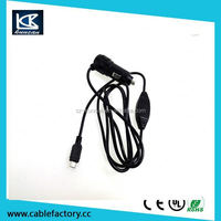 Tablet car adaptor adapter charger 9v 2a / 5v 2a
