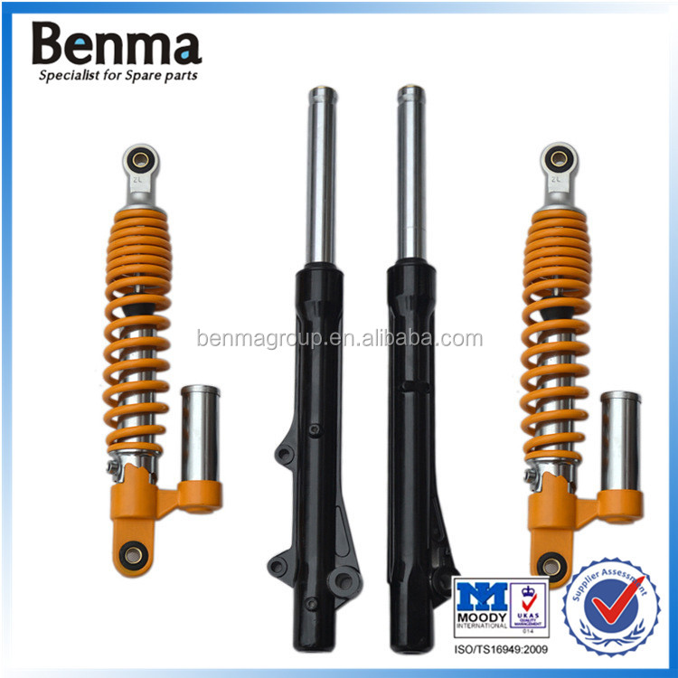 Motorcycle Shock Absorber CG125 for Iran Market, High Qualtiy Rear Shock Absorber Factory Sell