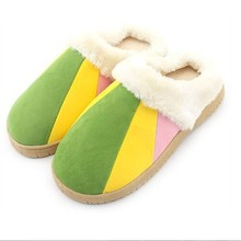 S130001 Shoes 2013 Lovely Keep Warm Slipper Skidproof Home Slippers