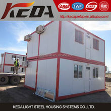 China Flat Pack Container Homes For Sale