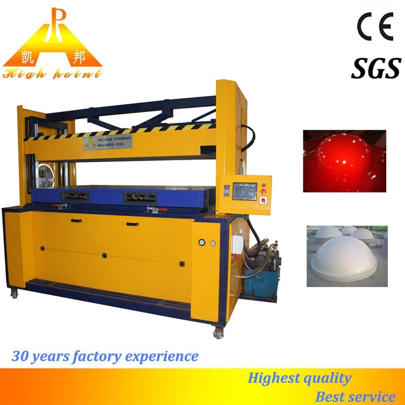 Guangzhou High Point global automation illig thermoforming machines vacuum forming machine made in china