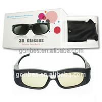NEW Bluetooth& IR Signal Active Universal 3D Tvs Glasses