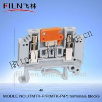 copper earthing bar JTMTK-P/P terminal block