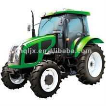 Big farm tractor with yto engine, 85hp 4wd tractors for sale