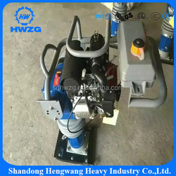 Hot sale! High performance portable electric and robin/honda engine petrol or diesel road concrete disc cutter