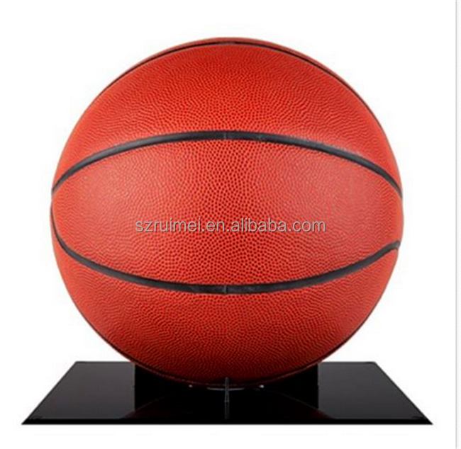 New Style Durable Shop Table-stand Iron Soccer Ball Stand