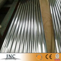 corrosion resistant zinc coated corrugated steel roofing/galvanized prepainted metal roof tile