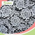 Widentextile Hot Selling Mesh Flower Polyester chemical lace manufacturers