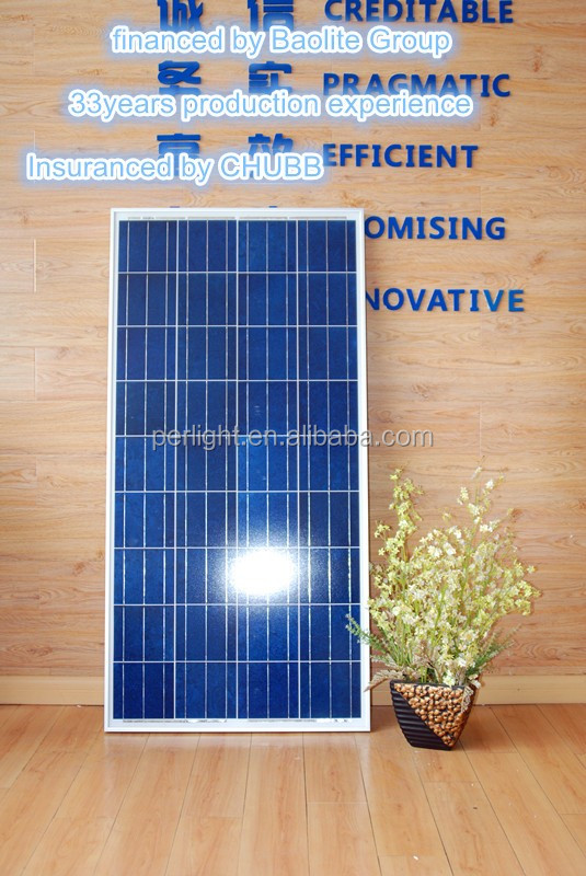 Top Grade Poly 100W Solar Cell 18v For Sale Pannelli Fotovoltaici 100 Watt