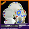 fine china dinnerware, ceramic french style dinnerware, novelty ceramic dinnerware set
