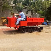 Chinese diesel mini dumper 1 ton capacity small dump truck for sale