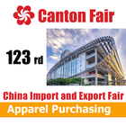 The most professional 123rd canton fair fashion apparel purchase agent
