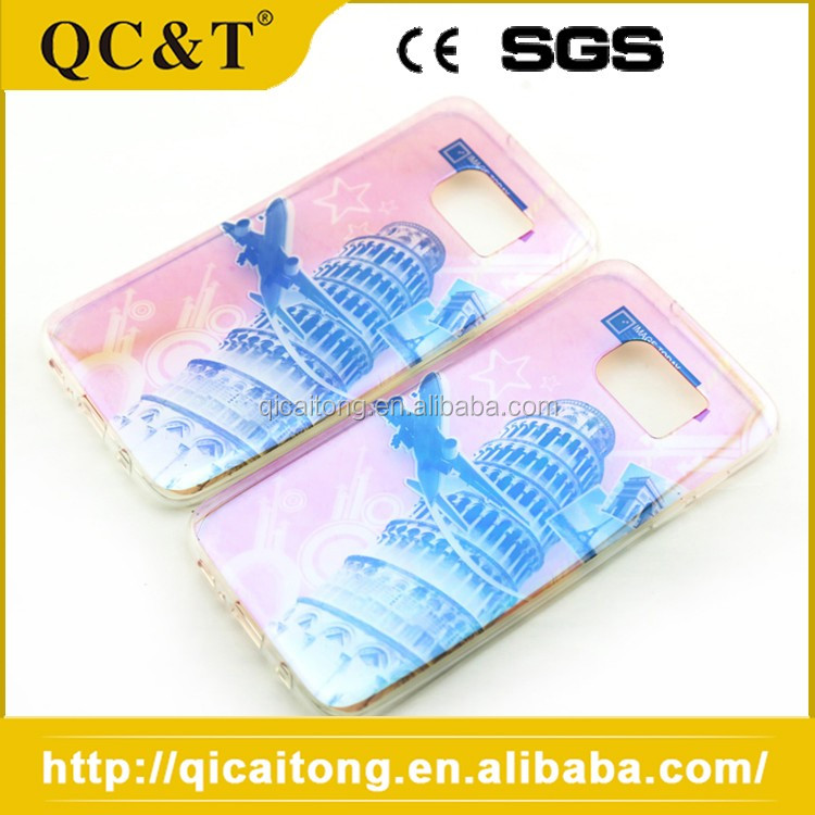 Factory Price TPU IMD Mobile Phone Skin For IPHONE 4G/S