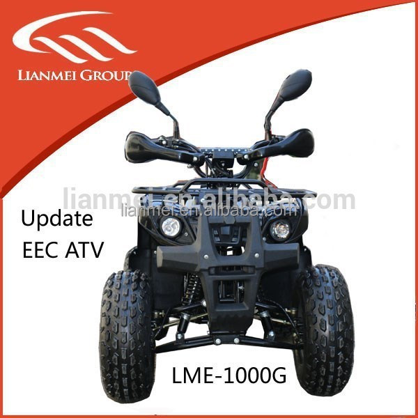 cheap electric 4x4 atv for sale EEC certificate