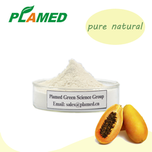 Anti-oxidant Herbal Organic Papaya Extract Papain Enzyme Powder