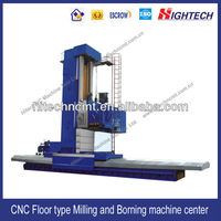TKJ6916 planer-type double head milling boring machine with DRO or boring and milling