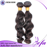 Factory Price 5a grade quality body wave 100% virgin indian remy hair