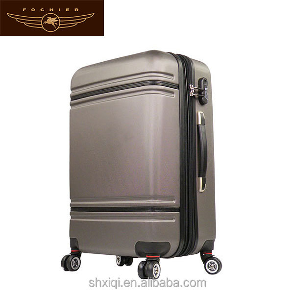 wholesale spinner hard luggage case suitcase trolley