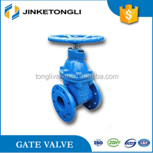 AWWA C 4 inch water chain wheel gate valve