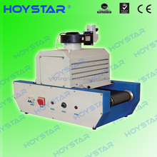 low cost uv drying system for gifts,electrical product,plastic....