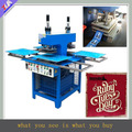 silicone trademark making machine for cloth,jeans, T-shirt, bag
