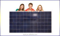 A Grade cell high efficiency 12v 25w solar panel poly solar module 300w in China