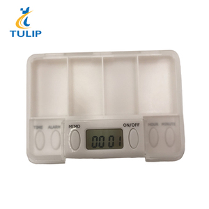 Large Travel Weekly Monthly Pill Box