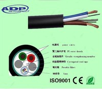 Power Optic Fiber Cable OPGW from Chinese Manufacturer